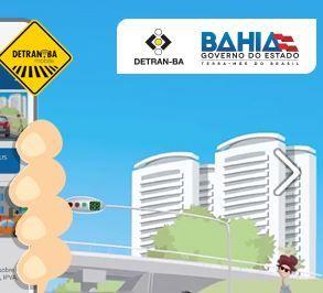 DETRAN BA Salvador / CNH / Licenciamento